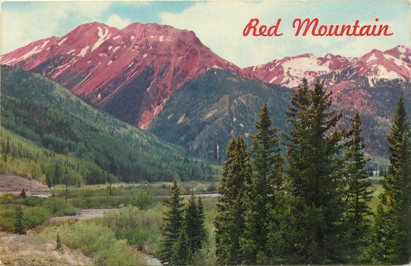 Red Mountain Colorado United States