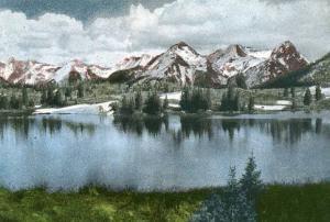 CO - Molas Lake & Granadier Range