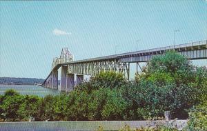 Jamestown Bridge, Narragansett Bay, Jamestown-North Kingstown, Rhode Island, ...