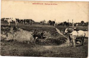 CPA Anguerville - Herbage des Alliens (271486)