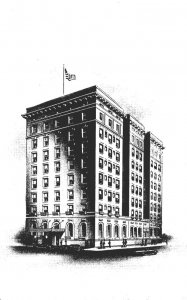 Pennsylvania Jonhstown Fort Stanwix Hotel