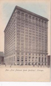 Illinois Chicago New First National Bank Building