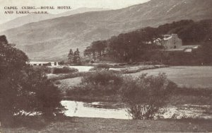 UK Capel Curig Royal Hotel And Lakes 03.40