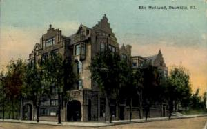 The Holland  Danville IL 1912