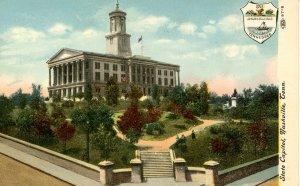 TN - Nashville. State Capitol