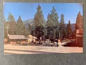 Daum's Village Bijou Lake Tahoe CA Chrome Postcard H1173085914