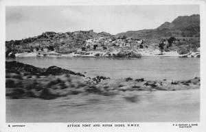 Pakistan Khyber Pakhtunkhwa N.W.F.P. Attock Fort and River Indus