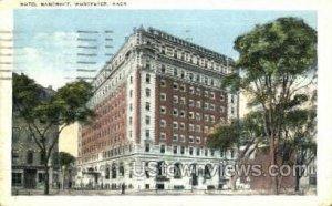 Hotel Bancroft - Worcester, Massachusetts MA