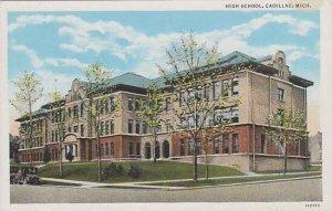 Michigan Cadillac High School