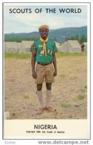 Boy Scouts of the World, NIGERIA SCOUTS, 1968