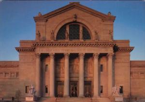 Missouri St Louis The Art Museum
