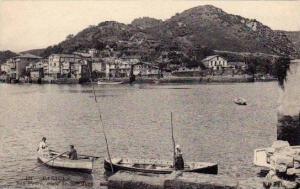 Boats, San Pedro, Vista De San Juan, Pasages, Argentina, 1900-1910s