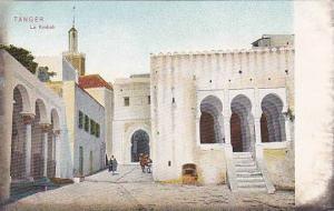 TANGER , Morocco , 00-10s La Kasbah