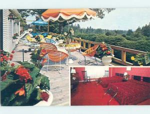 Unused Pre-1980 MOTEL SCENE St. Andrews - Near St. John New Brunswick NB G7239