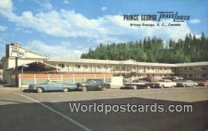 British Columbia, Canada Prince George Traveloddge Prince George Prince Georg...