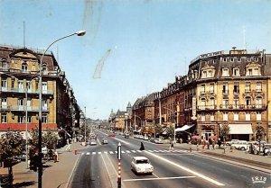L'Avenue de la Liberte Place de Paris Postal Used Unknown