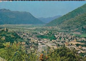 Switzerland Bellinzona Vista Generale