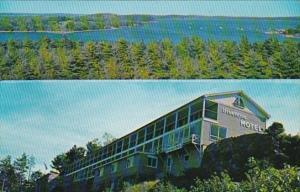 Maine Bar Harbor Bluenose Motel