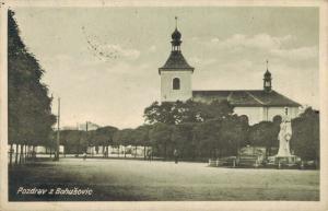 Czech Republic Pozdrav z Bohusovice 02.66