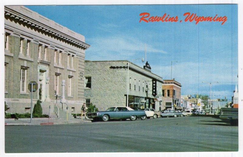 Rawlins, Wyoming