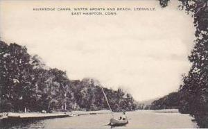 Connecticut East Hampton Riveredge Camps Water Sports and Beach Leesville Artvue
