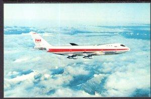 Airplane TWA