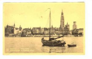 ANVERS, Algemeen Zicht, Belgium, 10-20s