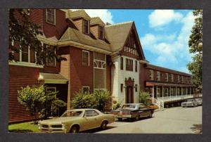 NS Wandlyn Inn Sudney Nova Scotia Canada Carte Postale Postcard PC