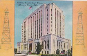 Oklahoma Oklahoma City Oklahoma County Court House