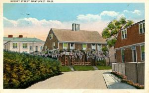 MA - Nantucket. Hussey Street