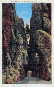 [ Linen ] US South Dakota - The Big Tunnel