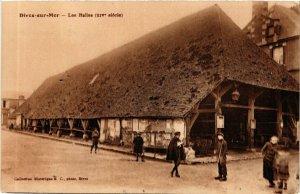 CPA DIVES-sur-MER - Les Halles (383443)