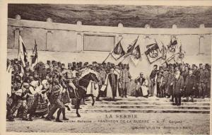 La Serbie , Pantheon de la Guerre 1910-20s