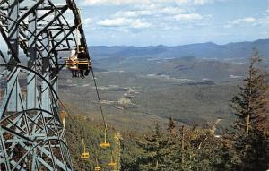 USA Whiteface Mt Ski Center Chair Lift