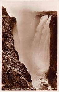Zimbabwe Rhodesia The Chasm, Victoria Falls 1931