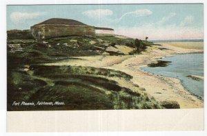 Fairhaven, Mass, Fort Phoenix