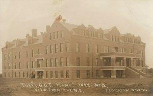 RP: YORK , Nebraska , 1900-10s ; I.O.O.F. Home
