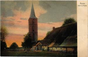 CPA ASSEN Kerk te Rolde NETHERLANDS (604609)