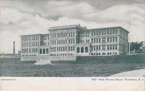 Rhode Island Providence State Normal School 1910