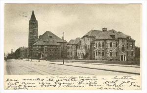 The Woman's College, Baltimore , Maryland, PU-1906