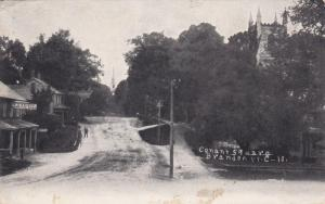 BRANDON, Vermont; Conant Square, PU-1909