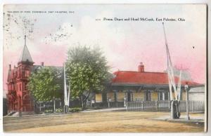 Penn Depot & Hotel McComb, East Palestine OH