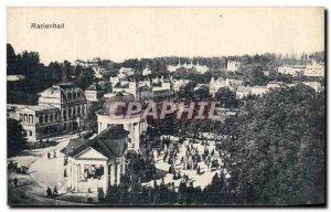 Old Postcard Marienbad