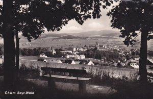 RP: Cham Bayr. Wald , Germany , 1940-50s