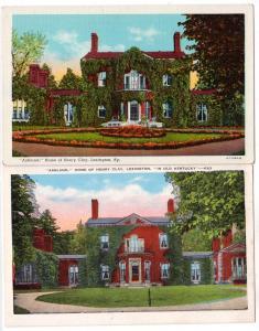 2 - Home of Henry Clay, Lexington KY