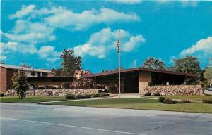 South Bend Indiana~Boy Scouts of America South Bend Post~1950s Postcard