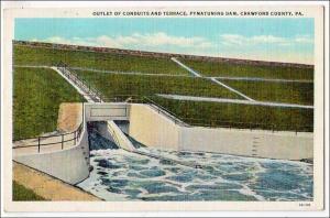 Pymatuning Dam, Crawford County PA