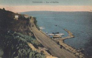 TIBERIAS , 00-10s ; Sea of Galilee