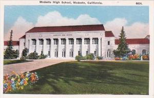 Modesto High School Modesto Cailfornia