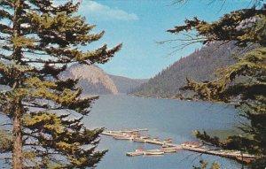 Canada Paul Lake Kamloops British Columbia